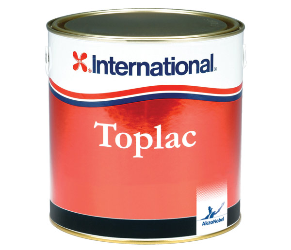 Toplac Gloss 750ml Cream Boat Paint Suppliers The